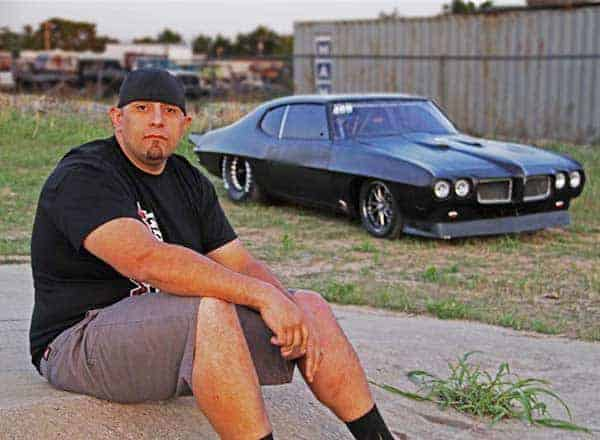 """Big Chief in TV show called """"Street Outlaw"""" of Discovery Channel"""
