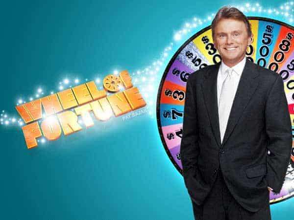 Pat Sajak host of Wheel of Fortune show about Climate Change