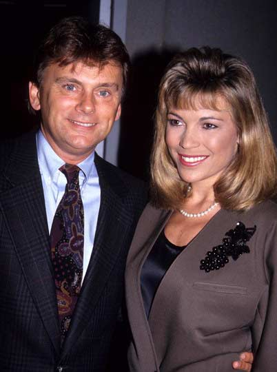 Pat Sajak with first wife Sherrill Sajak