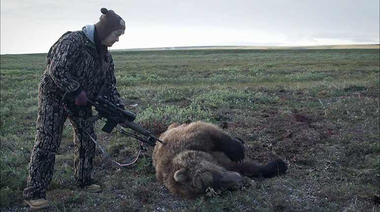 Sue Aikens Bear Attack