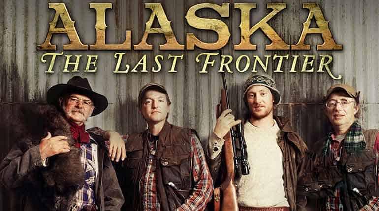 Alaska's The Last Frontier Cast