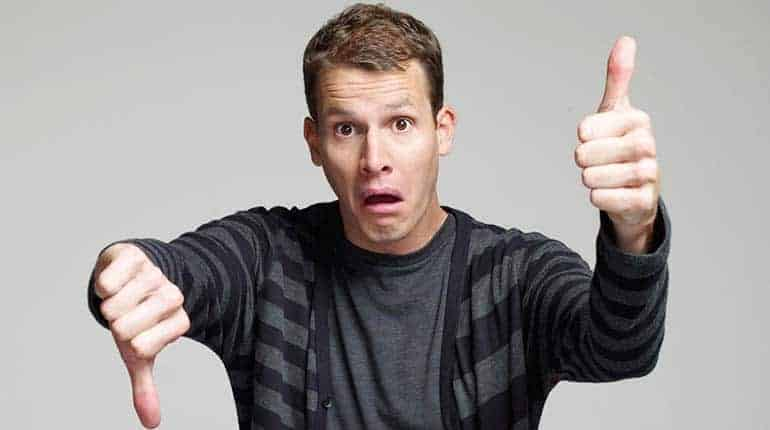 is daniel tosh really gay