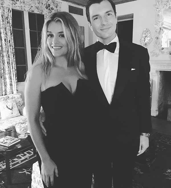 Daphne Oz and her husband John Jovanovic