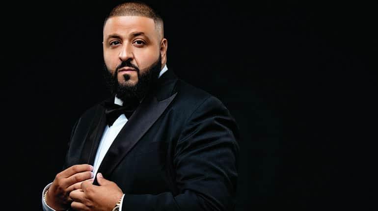 Dj Khaled family man