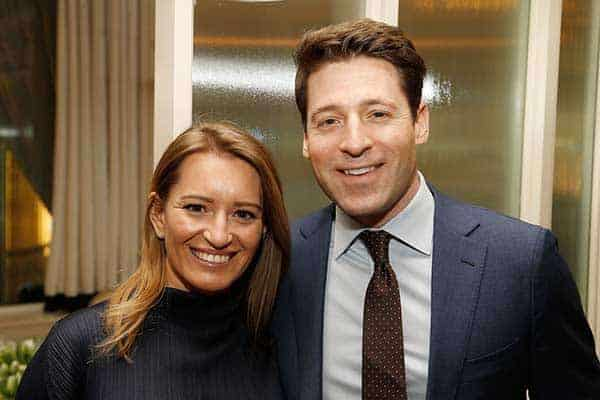 Katy Tur engaged to her fiance Tony Dokoupil