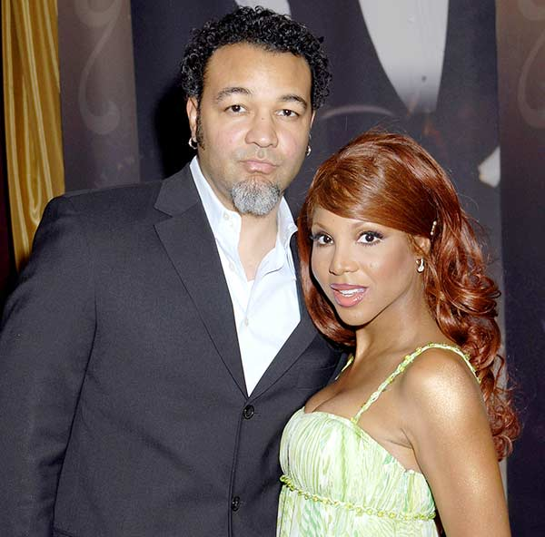 Keri Lewis divorced with his ex-wife Toni Braxton