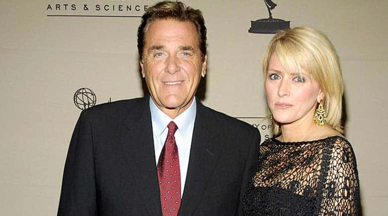 Kim Woolery and his husband Chuck Woolery
