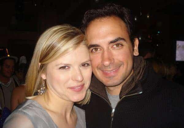 Kate Bolduan and her husband Michael Gershenson