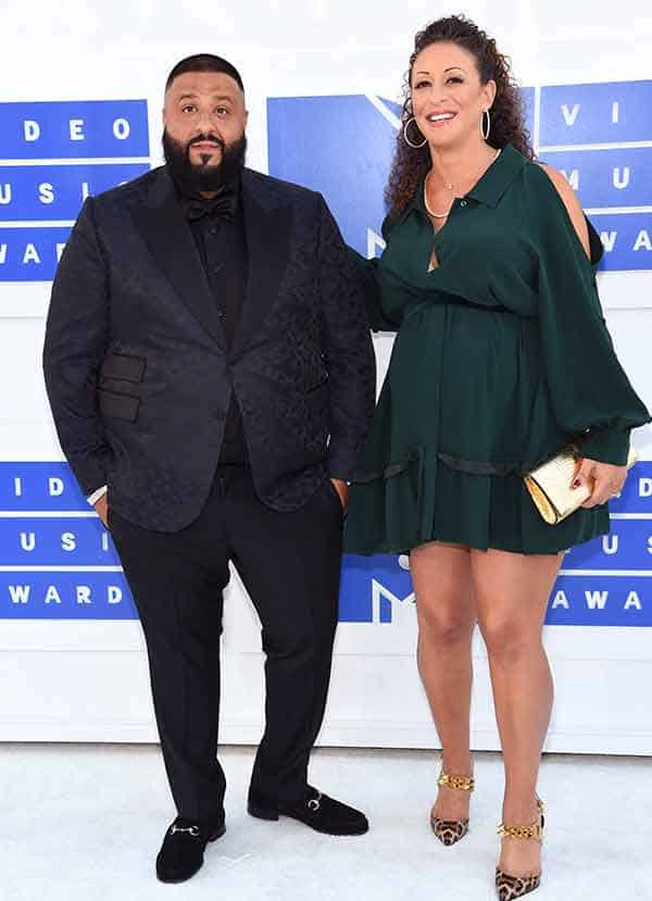 Is Nicole Tuck Dj Khaled S Wife Or Are They Just In A