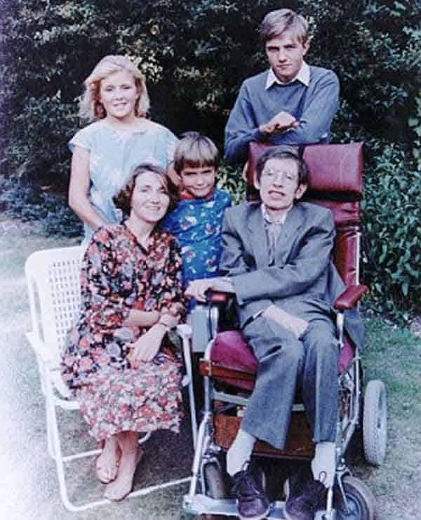 the early life and works of stephen hawking