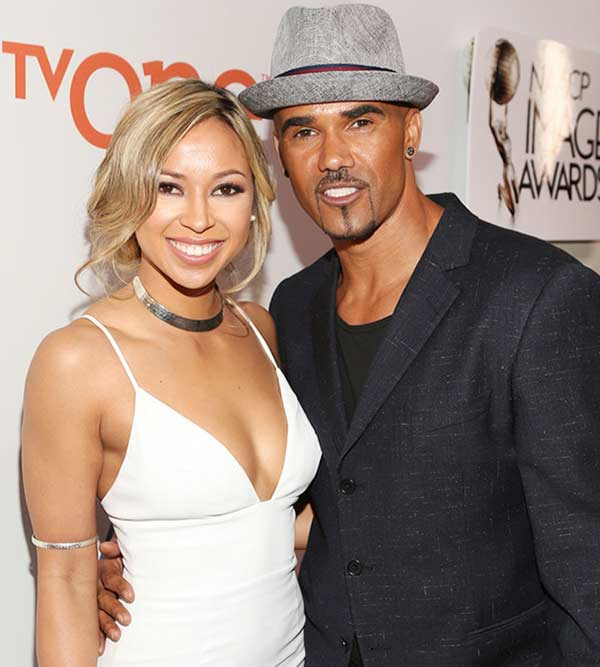 Shemar Moore dating his girlfriend Shawna Gordon