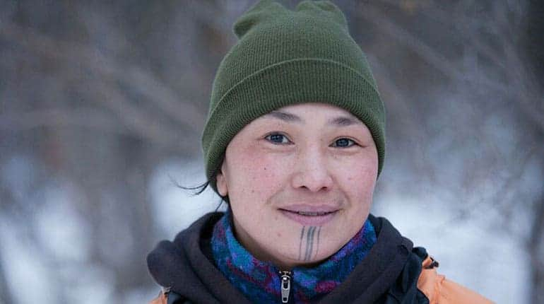 Agnes Hailstone from 'Life Below Zero'