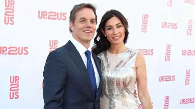 Bill Hemmer and his girlfriend Dara Tomanovich