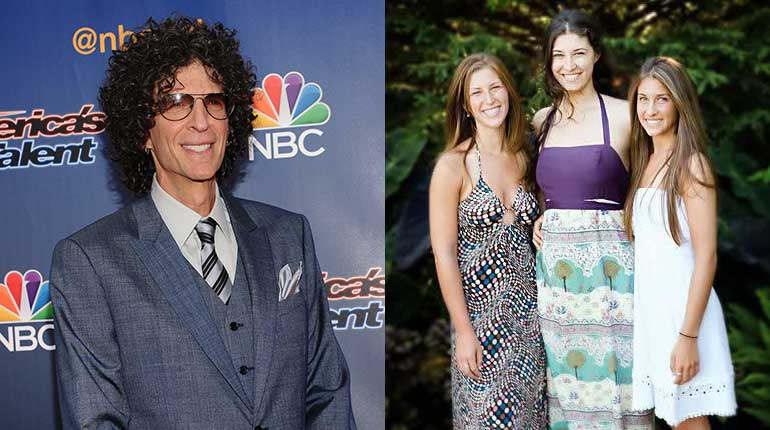 Howard Stern's daughter Deborah Jennifer stern