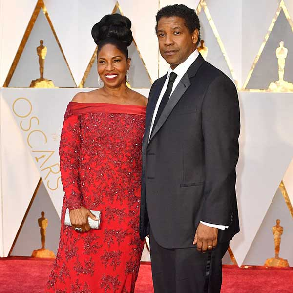 Malcolm Washington's father and mother
