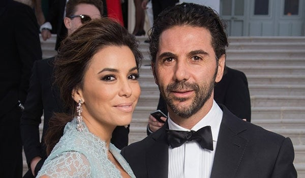 Cute Couple: Eva Longoria engaged to Jose Antonio Baston