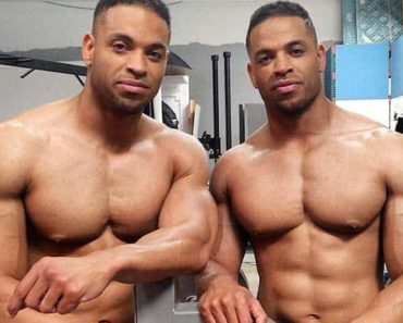 Hodge twins Brothers Kevin and Keith Hodge