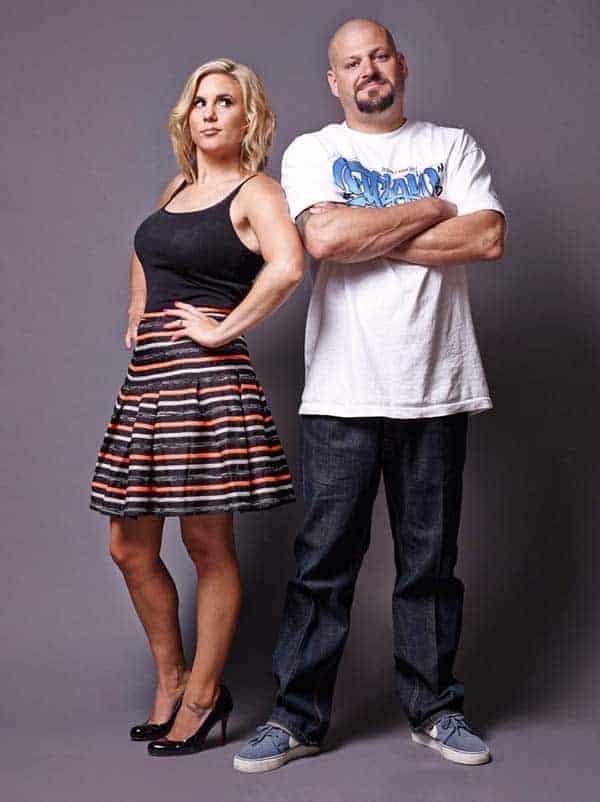 Beautiful Jarrod Schulz Seems Hy With Wife Brandi Passante