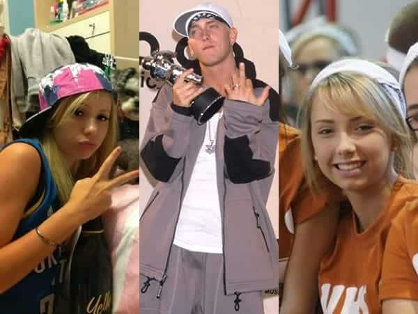 Eminem's Daughter , Hailie Jade, Is Grown Up And Beautiful