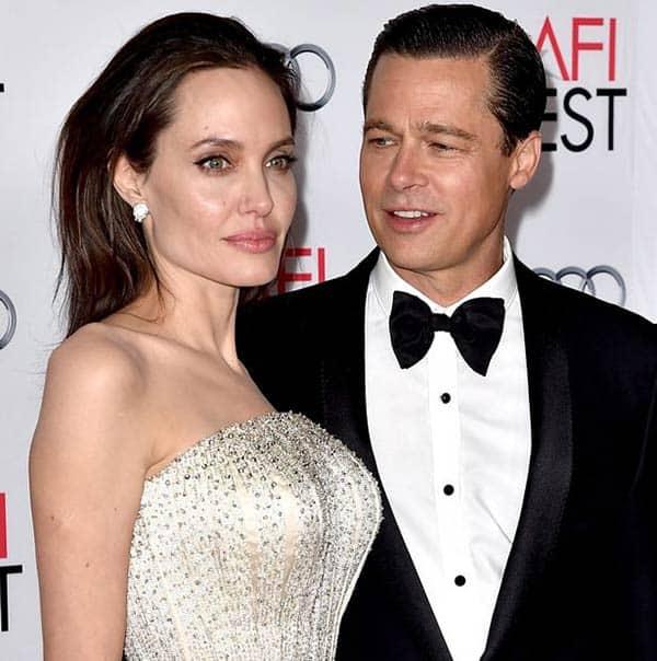 Angelina Jolie cause of Brad Pitt divorce