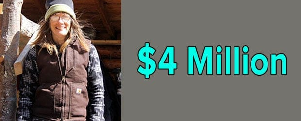 Charlotte Kilcher and Otto Kilcher net worth is $4 Million