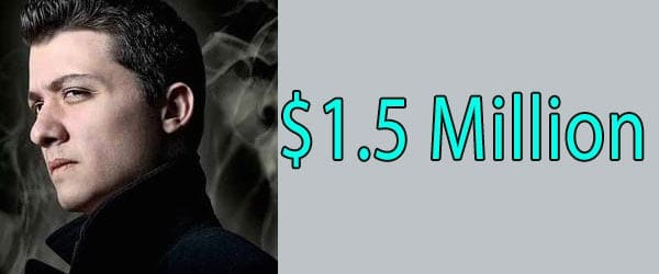 Net worth of Ryan Buell