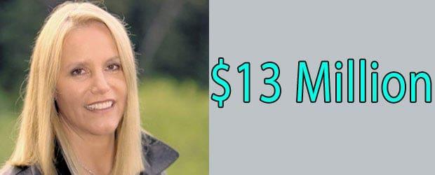 Lenedra Carroll's Net Worth is $13 Million