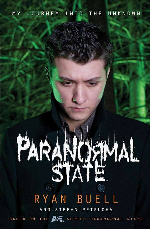 Book Cover Of Paranormal State by Ryan Buell