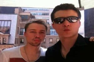 Ryan Buell is getting married with Sergey Poberezhny gay marriage in america U.S.A