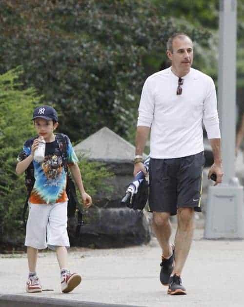 Matt Lauer Rio >> Thijs Lauer: Biography of Journalist Matt Lauer's Son - WikicelebInfo