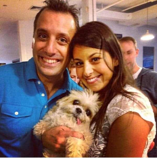 Bessy Gatto and her Lovely Husband Joe Gatto happy couple