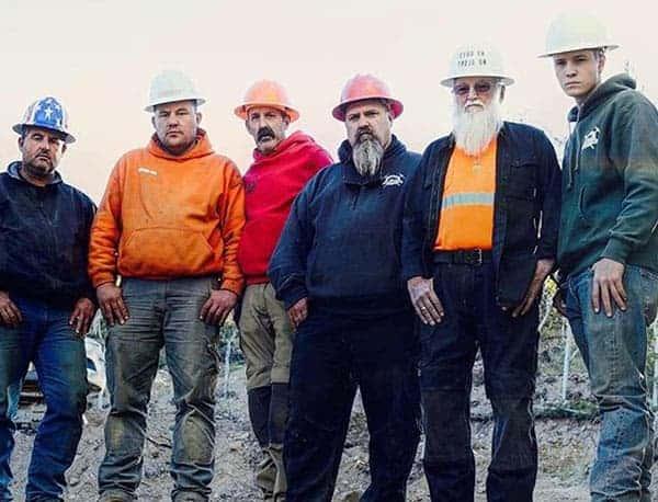 Team Gold Rush ( Hoffman Crew)