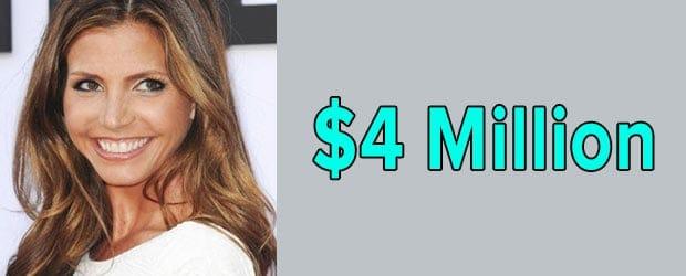 Charisma Carpenter's net worth is $4 Million