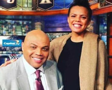 Charles Barkley Daughter and Maureen Blumhardt's daughter Christiana Barkley