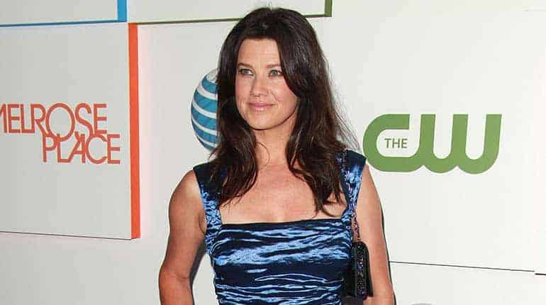 Daphne Zuniga Net Worth, Married, Husband, age - WikicelebInfo