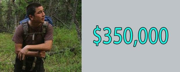 Net Worth of Joey Zuray is $350,000
