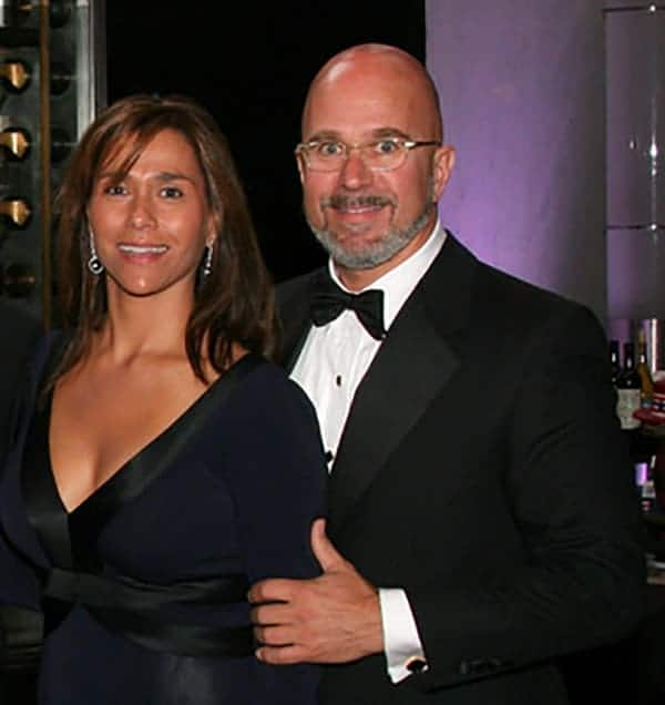 Lavinia Smerconish & Michael Smerconish Married Couple Net worth salary relation status