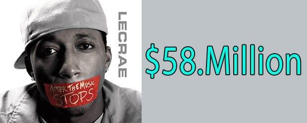 Net Worth of Lecrae is $58 Million