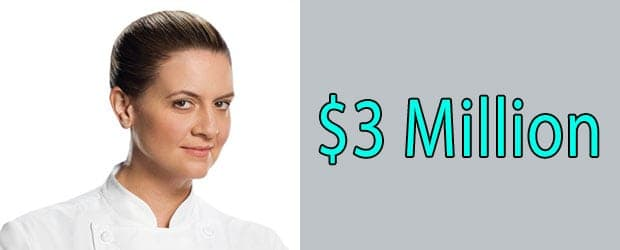 Amanda Freitag's Net Worth Is Around $3 Millions