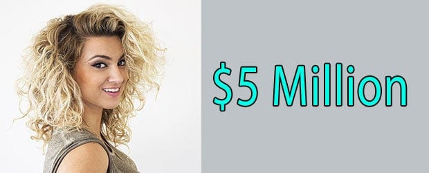 Net worth of Tori Kelly is Around $5 Millions