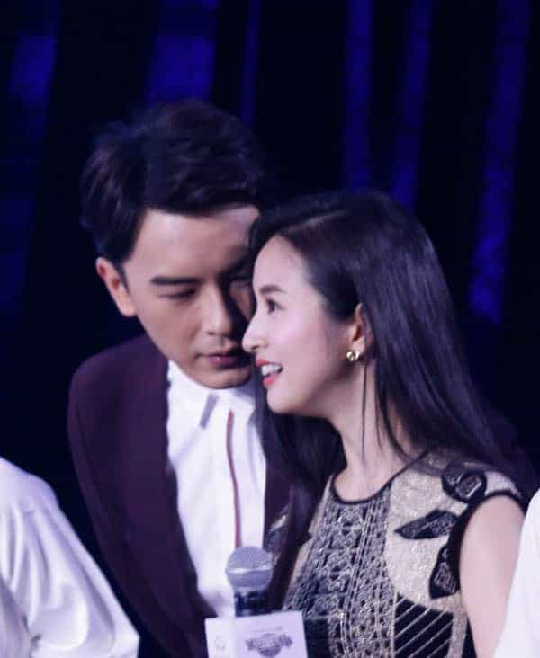affair between Joe Chang and Ariel Lin are they a happy couple ..?