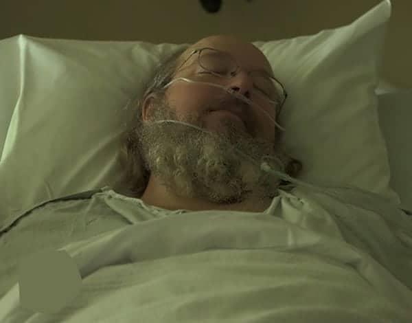 Shane Kilcher in hospital after