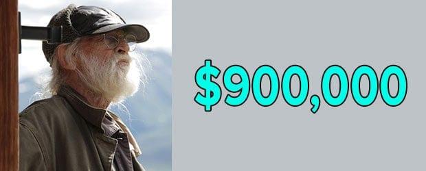 edge of alaska cast net worth and salary