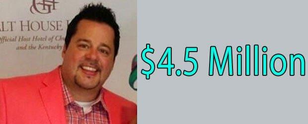Tim Yeager's net worth