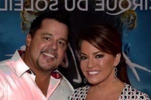 Tim Yeagerand his wife Robin Meade