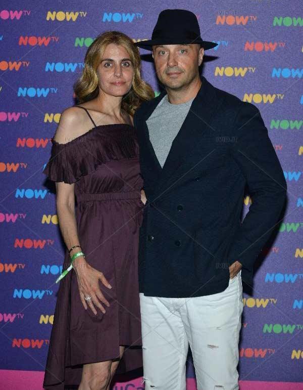 Lovely couple Joe Bastianich &: Deanna Bastianich