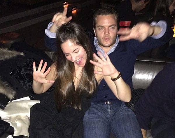 Taylor Strecker and Her Ex Husband Brett Epstein