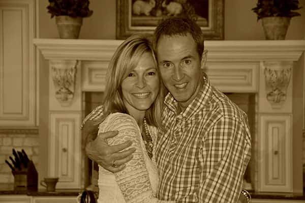 Andy Stanley with his lovely wife Sandra Stanley