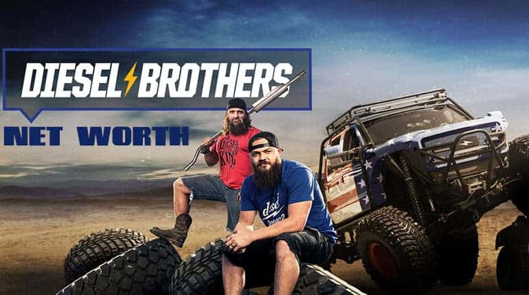 Diesel Brothers Cast >> Diesel Brothers Net Worth Know How Much Diesel Brothers