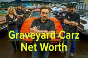 Graveyard Carz's net worth